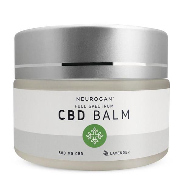 Neurogan, Inc. - CBD Topical - Full Spectrum Lavender Balm - 500mg-2000mg