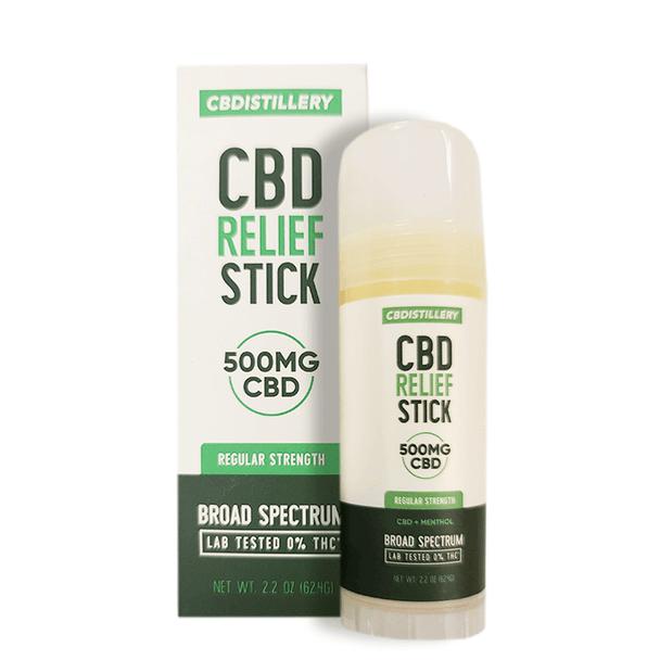 CBDistillery - CBD Topical - CBDol Broad Spectrum Relief Stick - 500mg