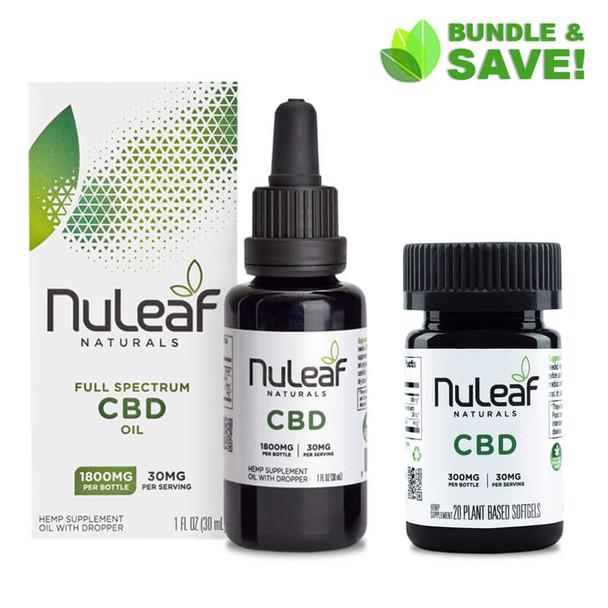 NuLeaf Naturals CBD Bundle