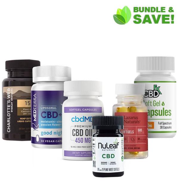Capsules CBD Bundle