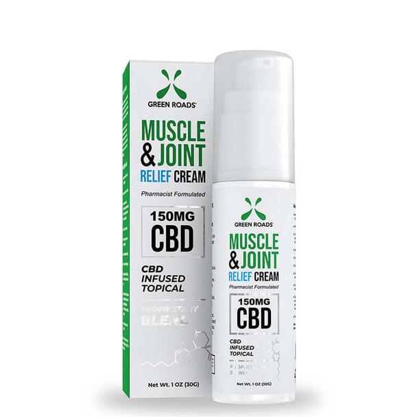 Green Roads - CBD Topical - Pain Cream - 150mg