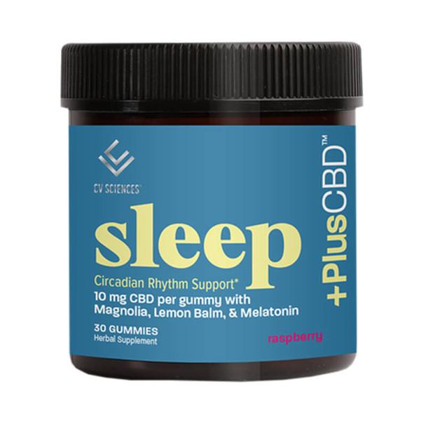 PlusCBD Oil - CBD Edible - Sleep Gummies - 10mg