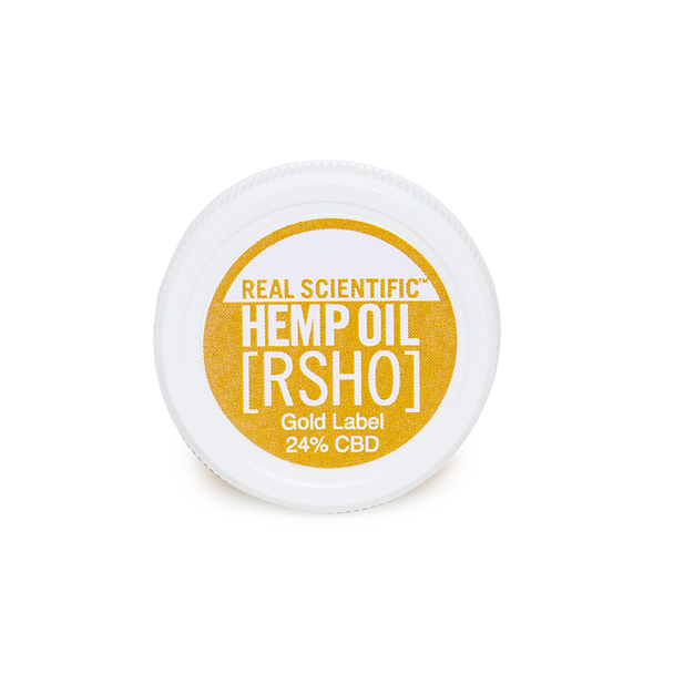 Gold Label 1g Oil 240mg by RSHO