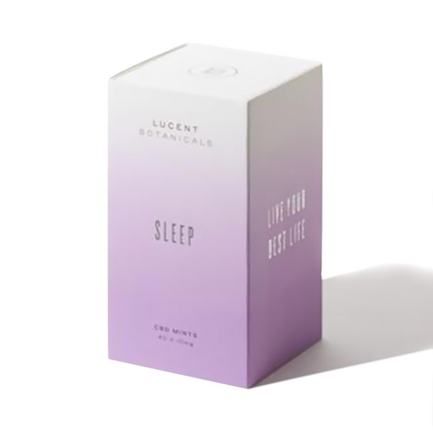 Lucent Botanicals - CBD Edible - Sleep Mints - 10mg