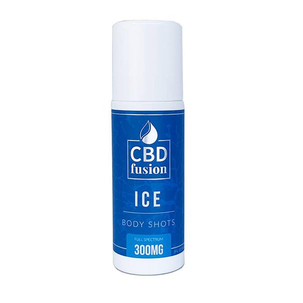 CBD Fusion - CBD Topical - Ice Body Shots - 300mg-600mg