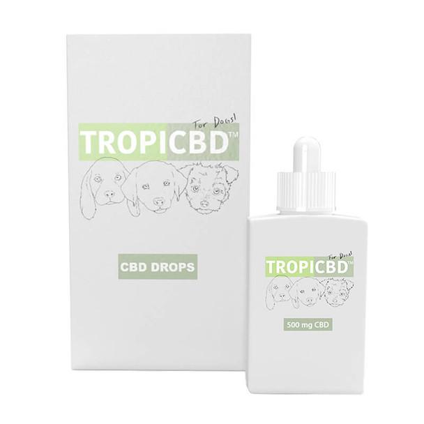 TropiCBD - CBD Pet Tincture - 500mg