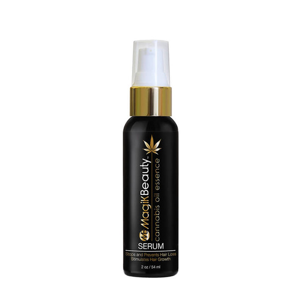 Magik Beauty - CBD Bath - Cannabis Oil Serum