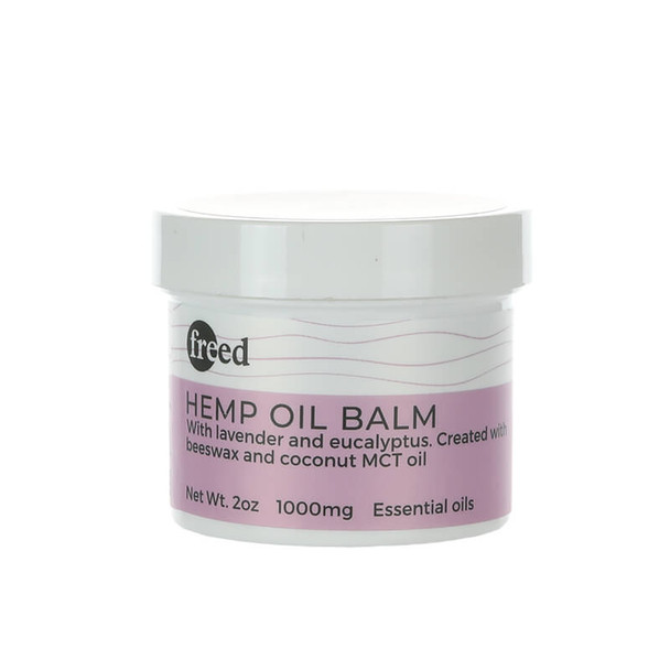 Freed - CBD Topical - Balm - 1000mg