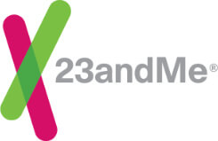 23 and me logo