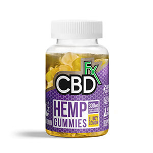 CBDfx CBD Malatonin Gummies
