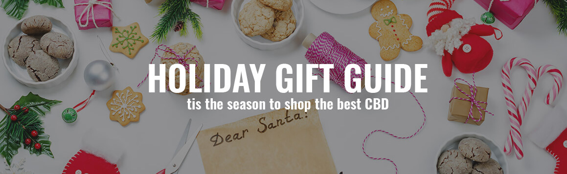 CBD.co Holiday Gift Guide