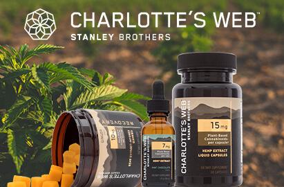Charlottes Web CBD