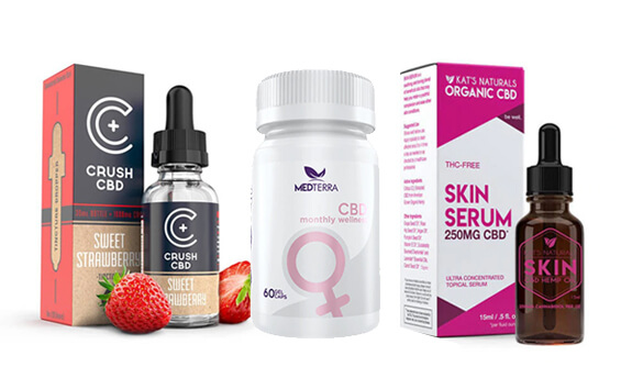 Marias CBD Bundle