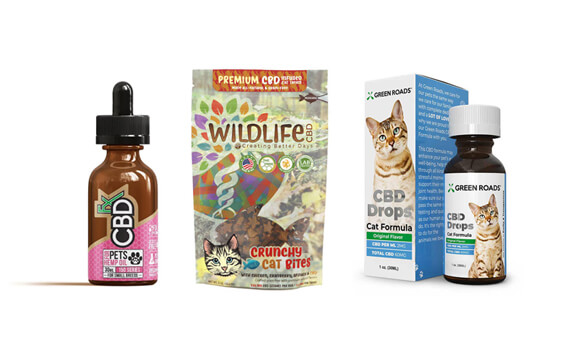 CBD Cat Bundle