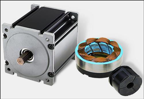 Quantum BLDC Frameless Motors
