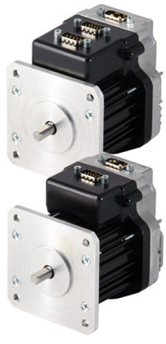 EnduraMax Brushless motors with Integrated drives for Position, Velocity or Torque Control