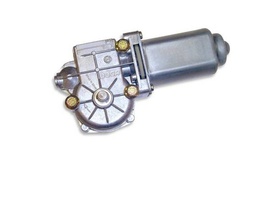 DOGA 319 Series worm gear motor.