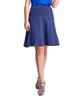 Shirin Knee Length A-line Skirt