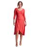 Shirin Tulip Wrap Dress