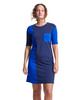Shirin Two Toned Pocket Dress