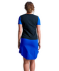 Shirin Color Blocked High Low Tunic