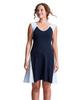 Shirin Playful V-neck Dress
