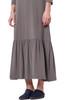 Modal Ruffle Maxi Dress