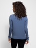 Mock Neck Relaxed Fit Cropped Top