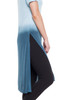 Ombre Caftan with Side Slits