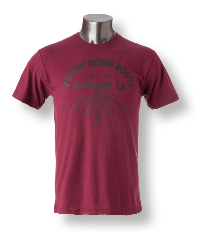 Puttin Down Roots Crew Neck T-Shirt