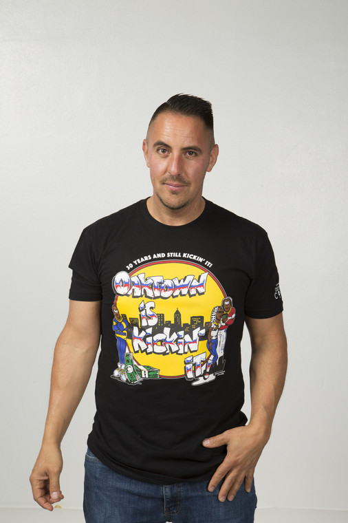 Oaktown is Kickin' it 30th Anniversary T-Shirt