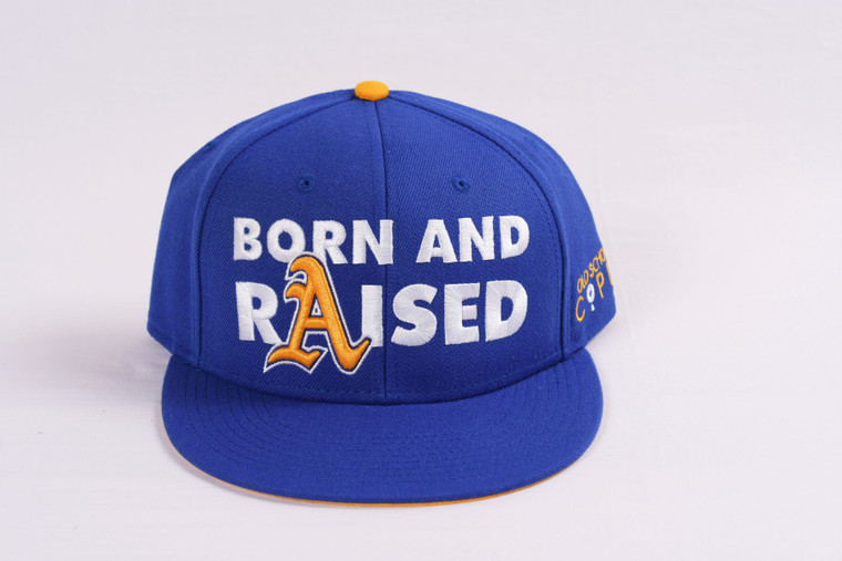 One Size Adjustable - Born and Raised Cap