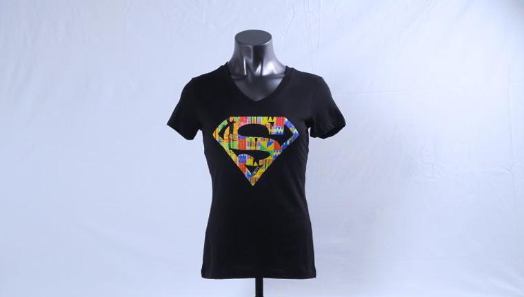 SuperCopes Women's V-neck