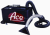 ACE INDUSTRIAL 73-100M  WELDSENSE PORTABLE FUME EXTRACTOR W/ HEPA FILTER, 113 CFM