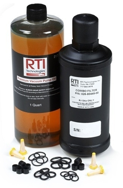 RTI 360 82175 00 Filter Kit for RHS980 and Navistar (F00E900182)