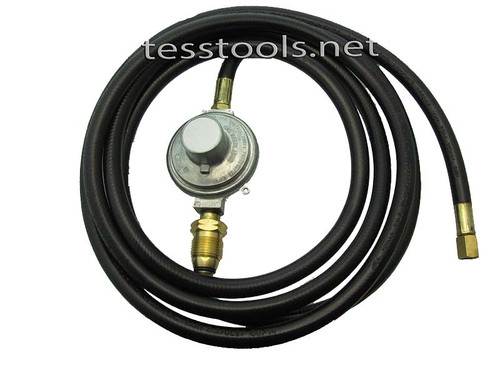 MR.HEATER 72915 HOSE REGULATOR ASSY QBT 85K
