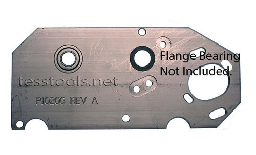 Powerwinch R001440 REPLACEMENT MOTOR PLATE KIT