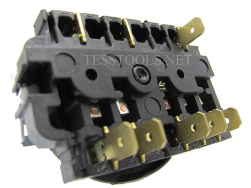 ASSOCIATED 900102 RATE SWITCH