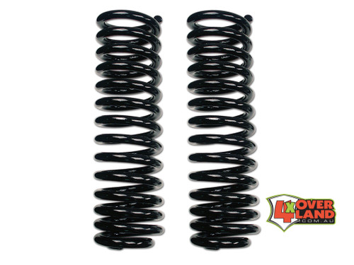 SC70814RSLT Toyota  80 Series Heavy Duty Slinky 50mm Rear dual rate  coil [pr]