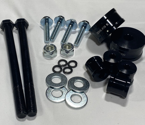 Blackhawk Diff Drop Kit for GX, FJ and Tacoma