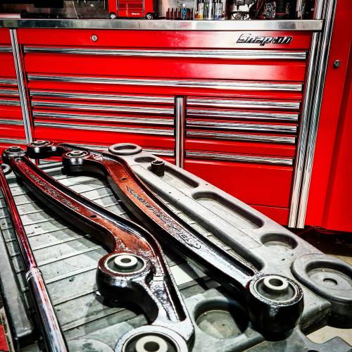 Blackhawk forged 80 105 series radius arms