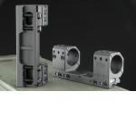 SPUHR SP-5002: 35mm Picatinny Mount 0MIL/0MOA – 1.46″