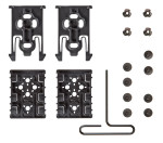 Safariland | ELS Platform Kit, 2 Male & 2 Female, Black