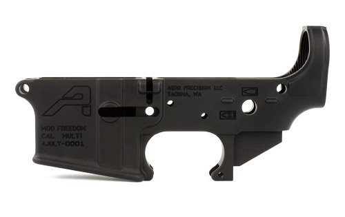 Aero Precision | AR15 Stripped Lower Receiver, Special Edition: FREEDOM