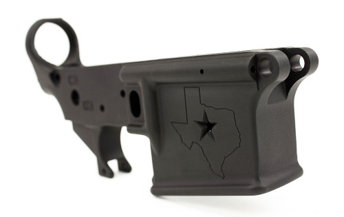 Aero Precision | AR15 Stripped Lower Receiver, Special Edition: Texas