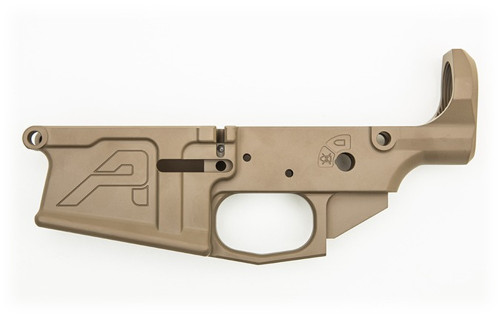 Aero Precision | M5 (.308) Stripped Lower Receiver – FDE Cerakote