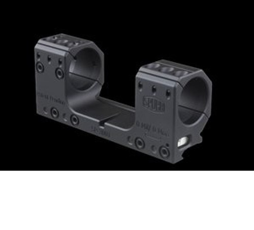 SPUHR SP-4006: 34mm Picatinny Mount – 1.34″ High – Zero MOA Cant