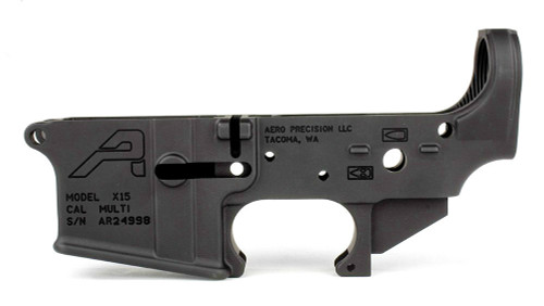 Aero Precision |  AR15 Stripped Lower Receiver, Gen2