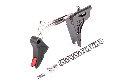 ZEV | Pro Curved Drop In Trigger Kit