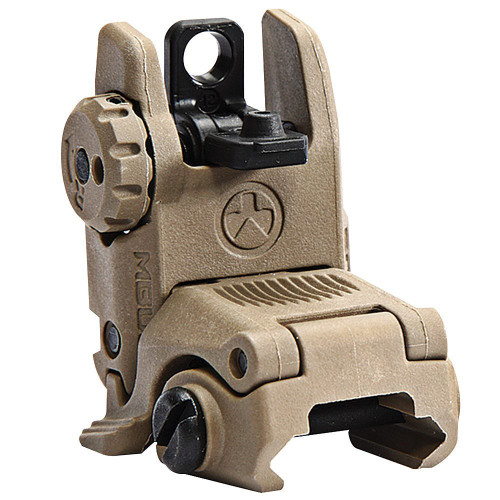 MAGPUL | MBUS Rear Flip Sight GEN 2